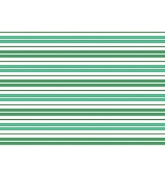 Green White Stripes Background vector image vector image