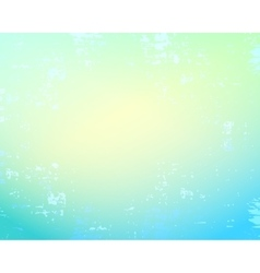 Abstract gentle blue background vector