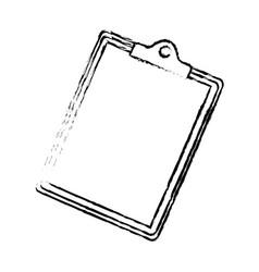 Clipborad empty element tool work vector