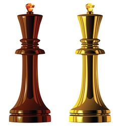 Chess king vector