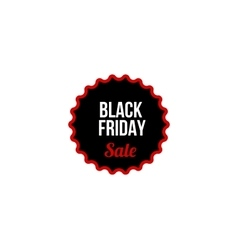 Black friday sale banner promotional discount vector