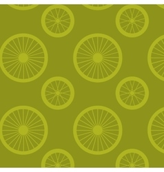 Abstract wheels background vector image