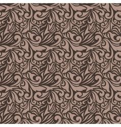 Vintage morocco pattern vector image vector image