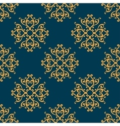 Arabic seamless ornament abstract vector