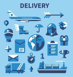 Shopping communication vector