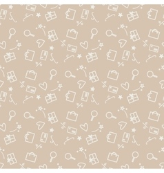 bright background pattern for happy online vector image vector image