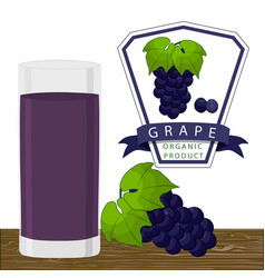 The grape vector