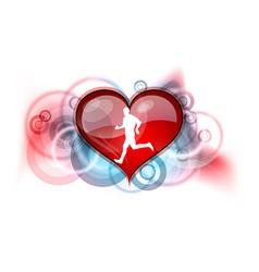 modern valentines vector image