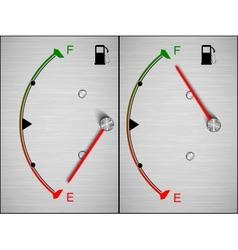 Car Fuel Icon vector image