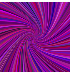 Purple spiral background - design from rotating vector