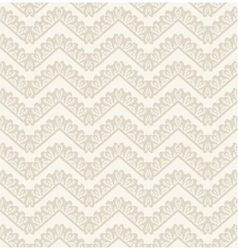 Abstract geometric lace seamless pattern vector image vector image