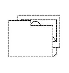 Folder picture file digital app online vector