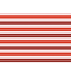 Red White Stripes Background vector image vector image