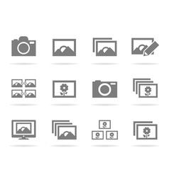 Photo an icon2 vector