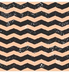 Zig Zag seamless pattern vector image