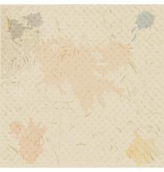Grunge paper vintage texture vector image