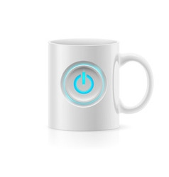 Cup vector
