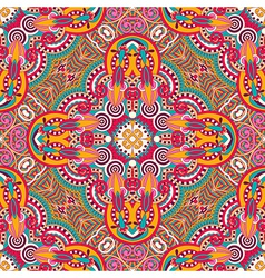 original retro paisley seamless pattern vector image