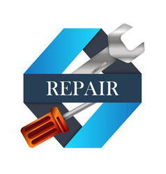Repair of design vector
