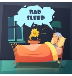 Bad sleep vector