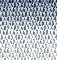 Fish scales background vector image vector image