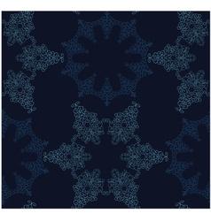 Swirls seamless background pattern vector