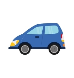 Car auto vehicle transportation icon vector