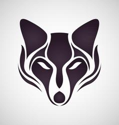 FOX logo vector image vector image