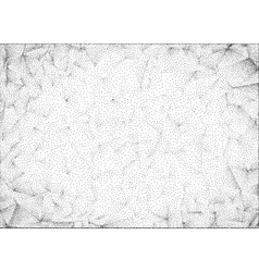 Abstract Halftone Background Dotted vector image
