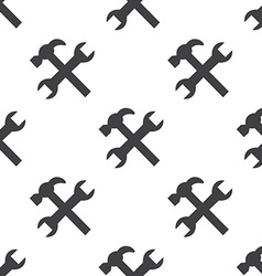 Repair seamless pattern vector