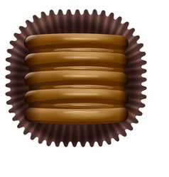a chocos vector image