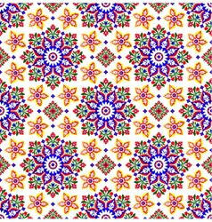 Islamic pattern small vector image vector image