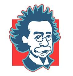 Professor Stein vector image