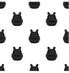 Protective waistcoatpaintball single icon in vector