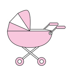 baby related objects vector image
