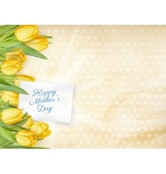 for mother day EPS 10 vector image vector image