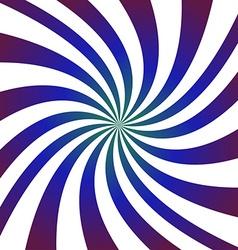 Purple blue green spiral design background vector