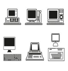 Computer set vector