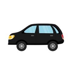 Car auto vehicle transportation icon vector