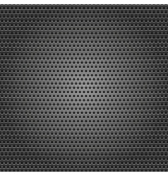 chrome metal background vector image
