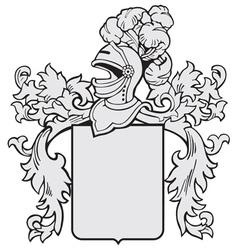 Aristocratic emblem no1 vector