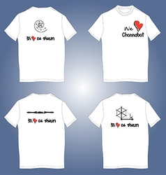 Chonnabot thaisilk tshirt design v2 vector