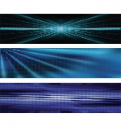 dynamic backgrounds vector image vector image