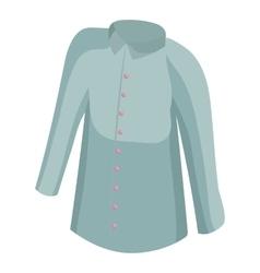 Shirt icon cartoon style vector image vector image