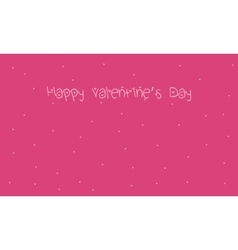 Background valentine day with star vector