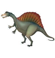 Spinosaurus vector
