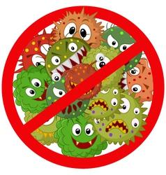 Stop virus vector