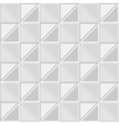grey tiles texture vector image vector image