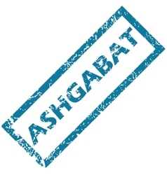 Ashgabat rubber stamp vector