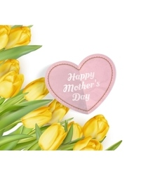 Mothers Day Concept EPS 10 vector image